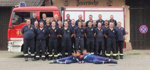 Gesamtübung Gruppe 1 und 2 @ Kameradschaftsraum / Gerätehaus / Wintersweiler