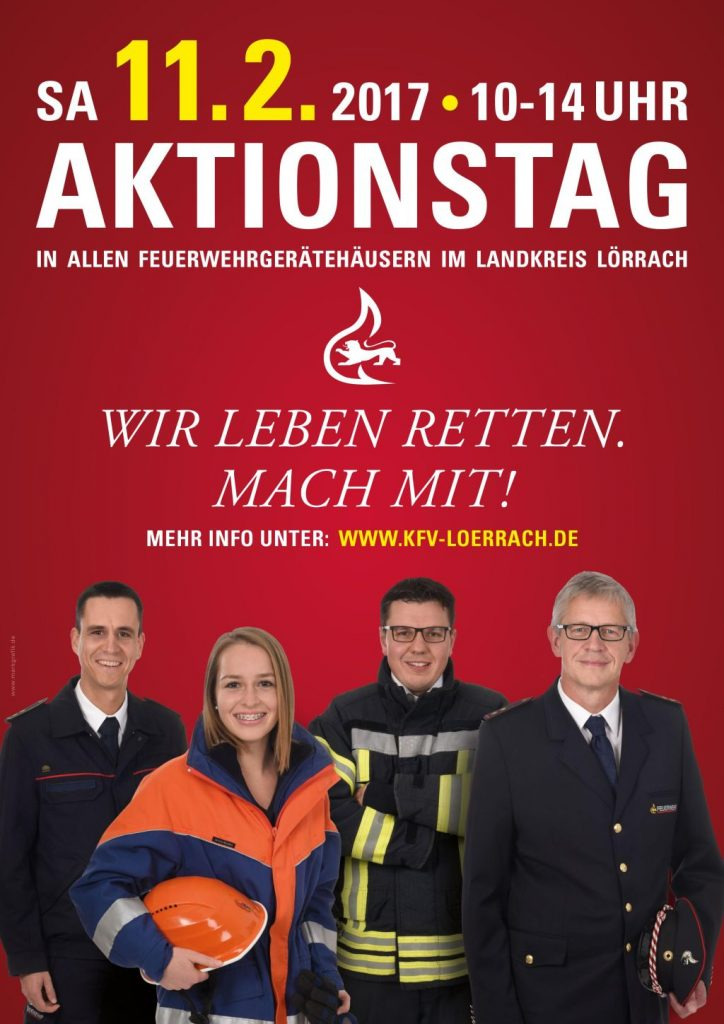 Aktionstag FFW Landkreis Lörrach